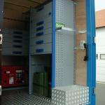 Installations de laboratoire